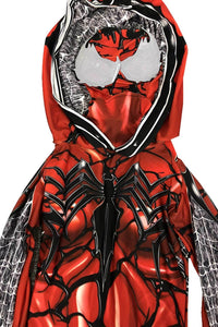 Gwen Spider Dye Gwen Stacy Red Venom Gwen Carnage Symbiote Spiderman Cosplay Kostüm