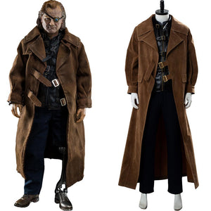 Harry Potter Alastor Moody Cosplay Kostüm Set
