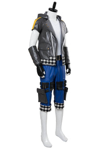 Kingdom Hearts III Riku NEU Set Cosplay Kostüm