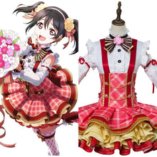 Laden Sie das Bild in den Galerie-Viewer, Love Live! Nico/Niko Yazawa Flower Bouquet Ver. UR 1149 Cosplay Kostüm