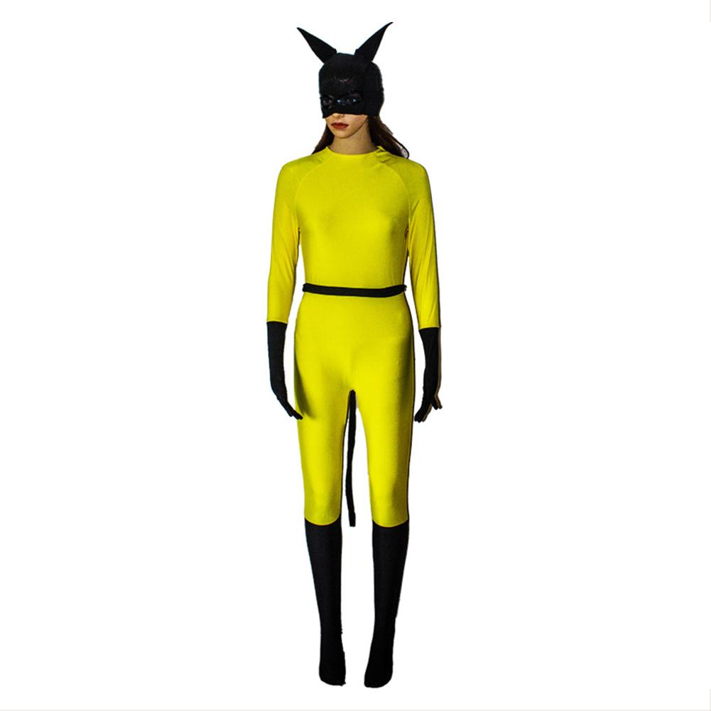 Marvel's Jessica Jones Staffel 3 A.K.A Hellcat Patsy Walker Jumpsuit Cosplay Kostüm