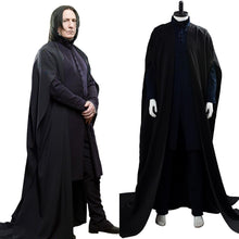 Laden Sie das Bild in den Galerie-Viewer, Severus Snape Harry Potter Snape Umhang Cosplay Kostüm