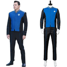Laden Sie das Bild in den Galerie-Viewer, The Orville Captain Ed Mercer Uniform Cosplay Kostüm