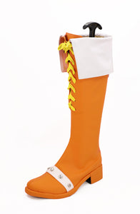 The Seven Deadly Sins Serpent's Sin of Envy Diane Cosplay Schuhe Stiefel