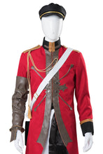 Laden Sie das Bild in den Galerie-Viewer, The Thousand Noble Musketeers Brown Bess Uniform Cosplay Kostüm