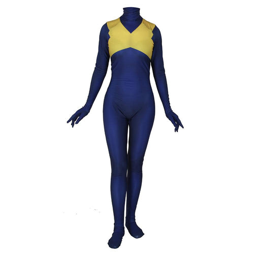 X-Men: Dark Phoenix Raven / Mystique Jumpsuit Cosplay Kostüm