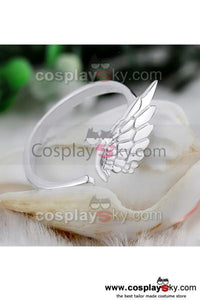Accel World Sliverwing Ring 925 Silber