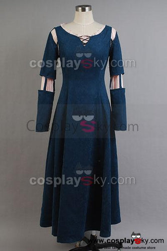 Brave Princess Merida Kleid Cosplay Kostüm