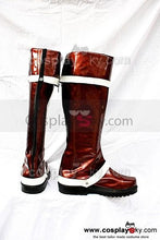 Laden Sie das Bild in den Galerie-Viewer, D.Gray-man Lavi.JR.Bookman Cosplay Stiefel Braun