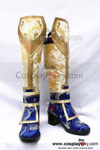 Laden Sie das Bild in den Galerie-Viewer, Dynasty Warriors Weiblich Version Yun Cosplay Stiefel Schuhe