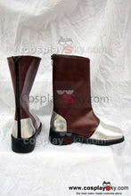 Laden Sie das Bild in den Galerie-Viewer, Dynasty Warriors Shin Sangokumusou Luxun Cosplay Stiefel