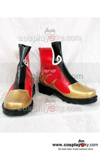 Laden Sie das Bild in den Galerie-Viewer, Dynasty Warriors Zhou Yu Cosplay Stiefel Schuhe