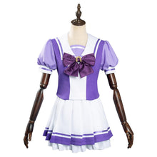Laden Sie das Bild in den Galerie-Viewer, Uma Musume Pretty Derby Academie Schuluniform Cosplay Kostüm