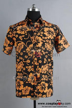 Laden Sie das Bild in den Galerie-Viewer, Fear and Loathing in Las Vegas Raoul Duke Herren Jünger Printed Shirt