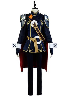 Fire Emblem Awakening Fates Lucina Battle Suit Cosplay Kostüm