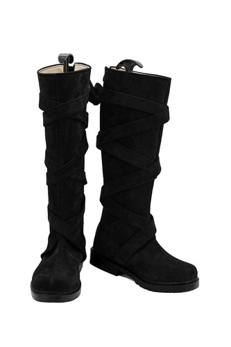 Game of Thrones Staffel 7 Daenerys Targaryen Stiefel Cosplay Schuhe