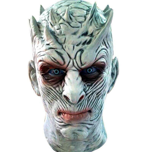 Game of Thrones Staffel 7 Night King White Walkers Nachtkönig Weiße Wanderer Maske Cosplay Requisiten