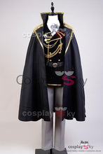 Laden Sie das Bild in den Galerie-Viewer, K Return of Kings Isana Yashiro Uniform Cosplay Kostüm