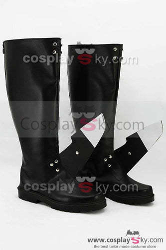 Kantai Collection Japanese Light Cruiser Tenryū Stiefel Cosplay Schuhe