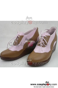 Little Busters Rin Natsume Cosplay Stiefel Schuhe
