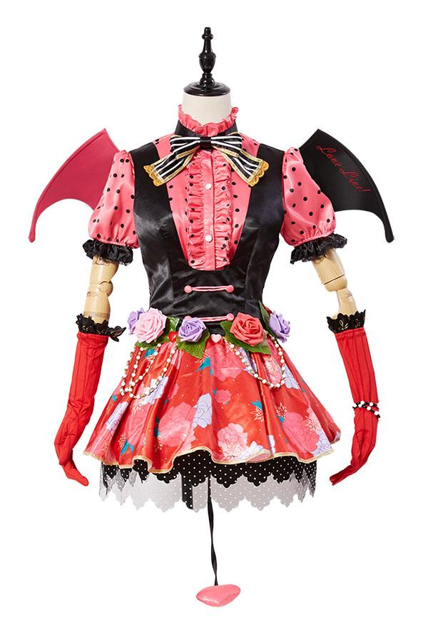 Love Live! New UR Umi Sonoda Little Devil Transformed Uniform Halloween Cosplay Kostüm