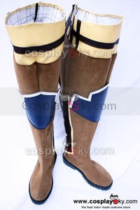 Tales of Symphonia Astor Cosplay Stiefel Maßgeschneiderte