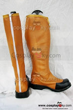 Laden Sie das Bild in den Galerie-Viewer, Tales of the Abyss Guy Cecil Cosplay Stiefel Schuhe