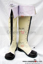 Laden Sie das Bild in den Galerie-Viewer, Tales of Vesperia Yuri Lowell Cosplay Stiefel Schuhe