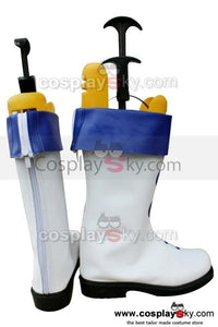 The Legend of Sun Knight Elmairy Leaf Knight Cosplay Stiefel