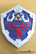 Laden Sie das Bild in den Galerie-Viewer, The Legend of Zelda Schild PVC Replik Cosplay Stütze