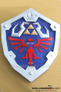 The Legend of Zelda Schild PVC Replik Cosplay Stütze
