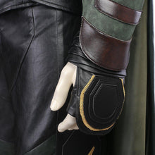 Laden Sie das Bild in den Galerie-Viewer, Thor 3 Ragnarok Loki Outfit Full Set Cosplay Kostüm