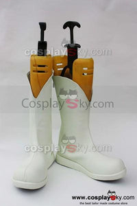 Unlight Chat D'argent Ayn Cosplay Schuhe Stiefel