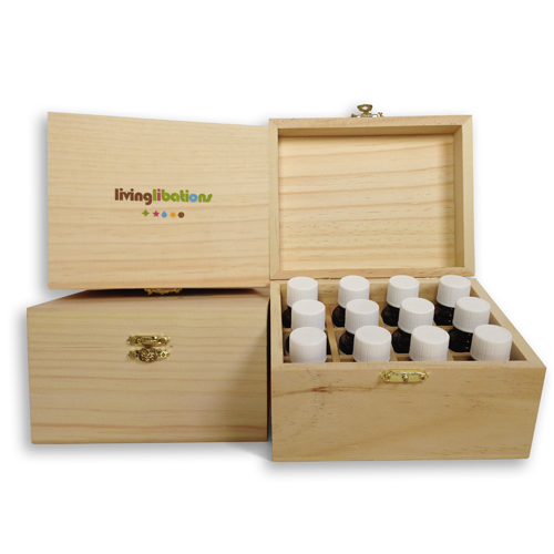 Essential Oil Kit Box