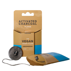 Smart Floss with Activated Charcoal