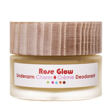 Load image into Gallery viewer, Underarm Charm Crème Deodorant - Rose Glow