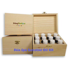 Load image into Gallery viewer, Skin Spa Essential Oil Kit