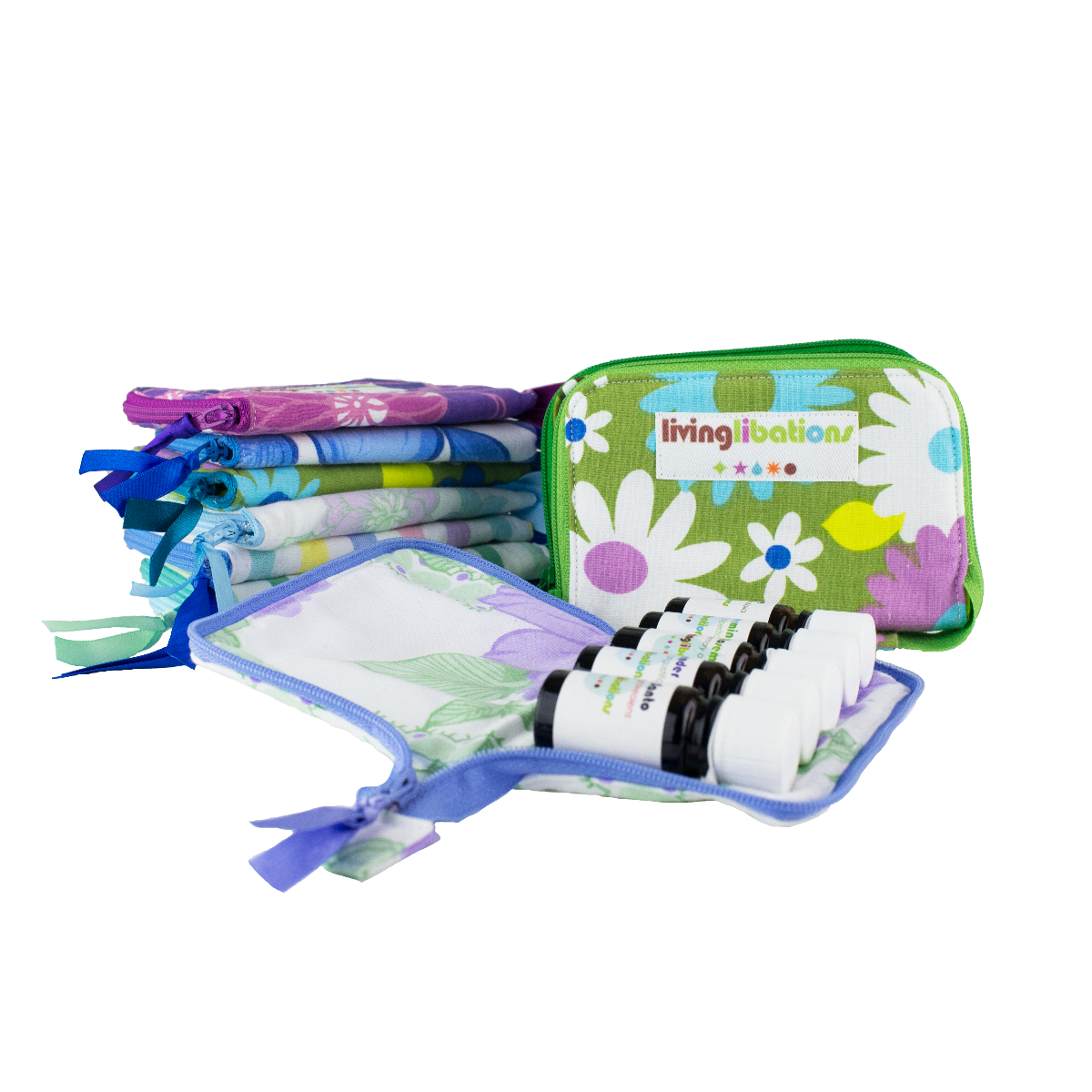 Essential Oil Kit Bags