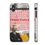 """Trade Forex"" Phone Case"