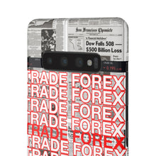 "Load image into Gallery viewer, ""Trade Forex"" Phone Case"