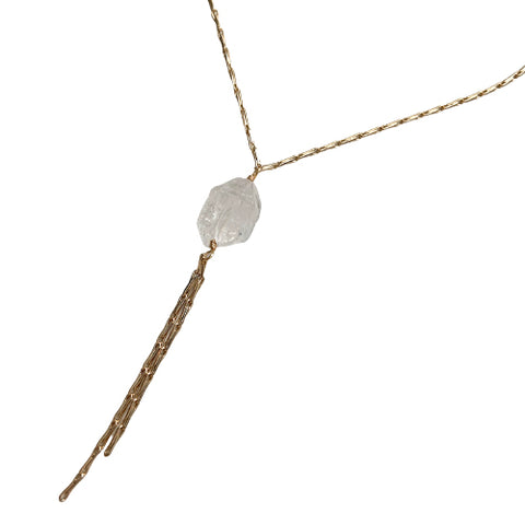 ALI HERKIMER DIAMOND NECKLACE