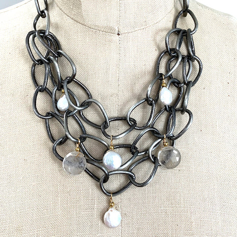 JOSEPHINE STATEMENT NECKLACE
