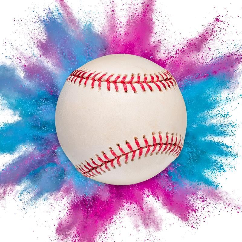 Baseball Gender Reveal Ball