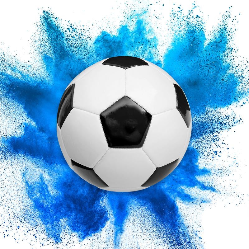 Soccer Gender Reveal Ball