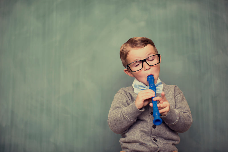 What Are The Hidden Benefits Of Learning A Recorder For A Child?