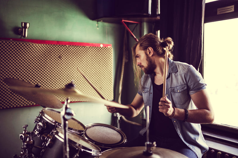 How To Record Your Drums Like A Pro