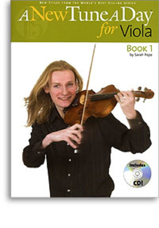 A New Tune A Day Book 1. Viola