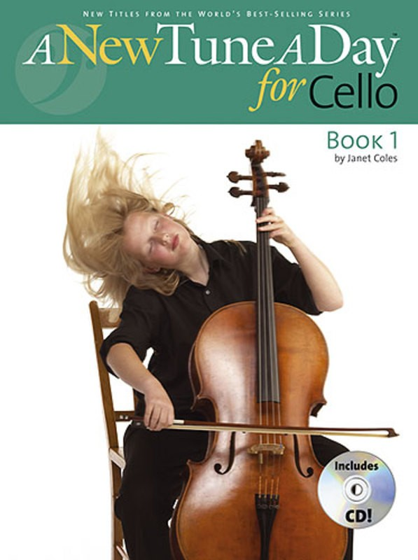 A New Tune A Day Book 1. Cello