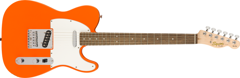 Squier Affinity Telecaster. Competition Orange