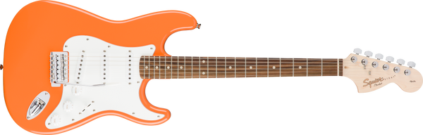 Squier Affinity Series Stratocaster. Competition Orange